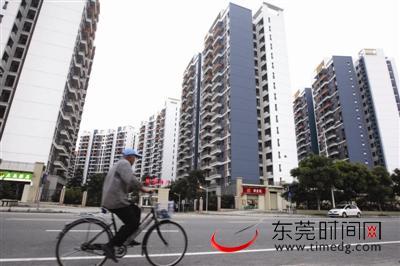 东莞40平米公租房最低每月40元