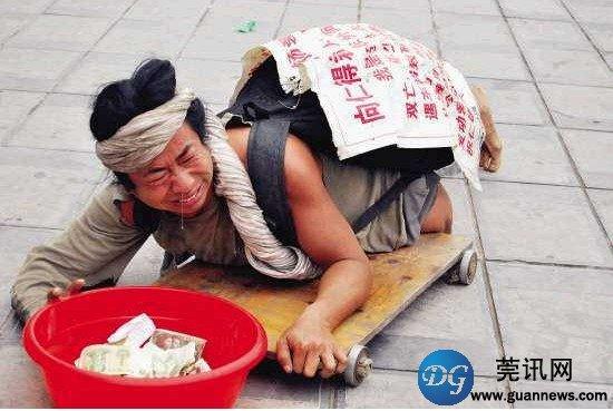 儿童乞丐最惨图片