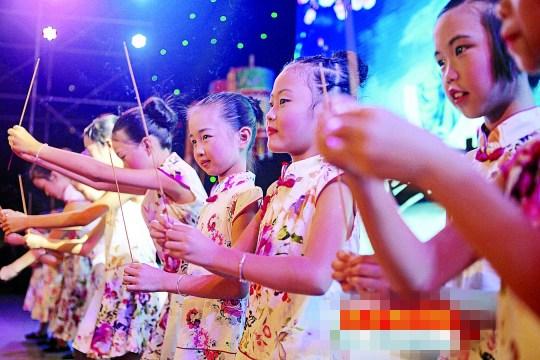 望牛墩2015年七夕风情文化系列活动开幕