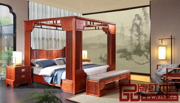 """从新中式大会到上海展,国寿红木拿新明式来""""说事儿"""""""
