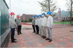 冀北承德县公司:保电演练 护航高考