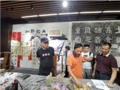 东莞市非凡艺术馆备战全国第五届