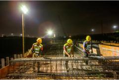 滨海湾新区重点项目建设加速推进