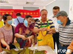 """端午节苏州一代""""粽""""师老木匠能包出48种造型粽子"""